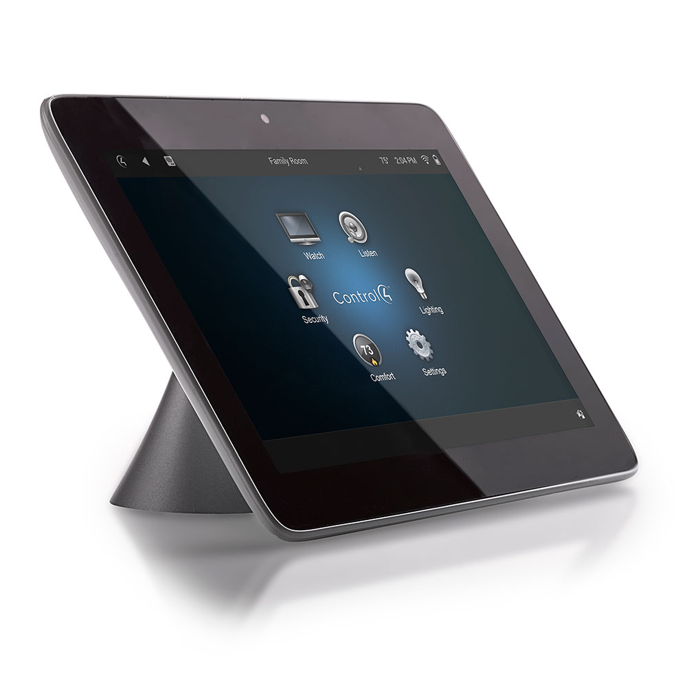 Control4® T3 Series 7 Tabletop Touch Screen Black