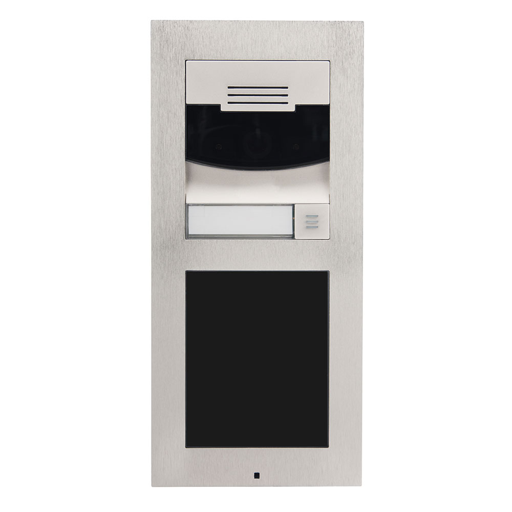 DS2 Door Station Surface Mount Brushed Nickel