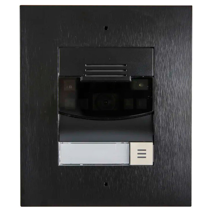 DS2 Mini Flush Plate Black