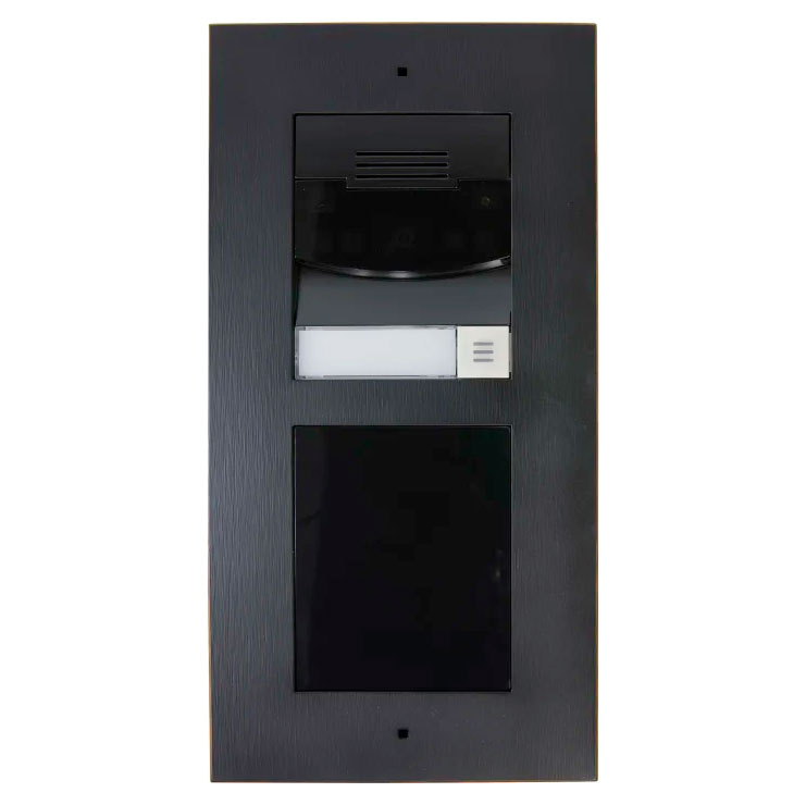 DS2 Door Station Flush Mount Venetian Bronze