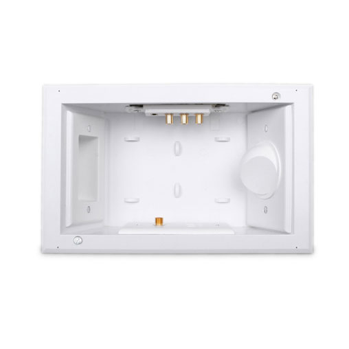 Strong® In Wall Recessed Low Voltage Box White