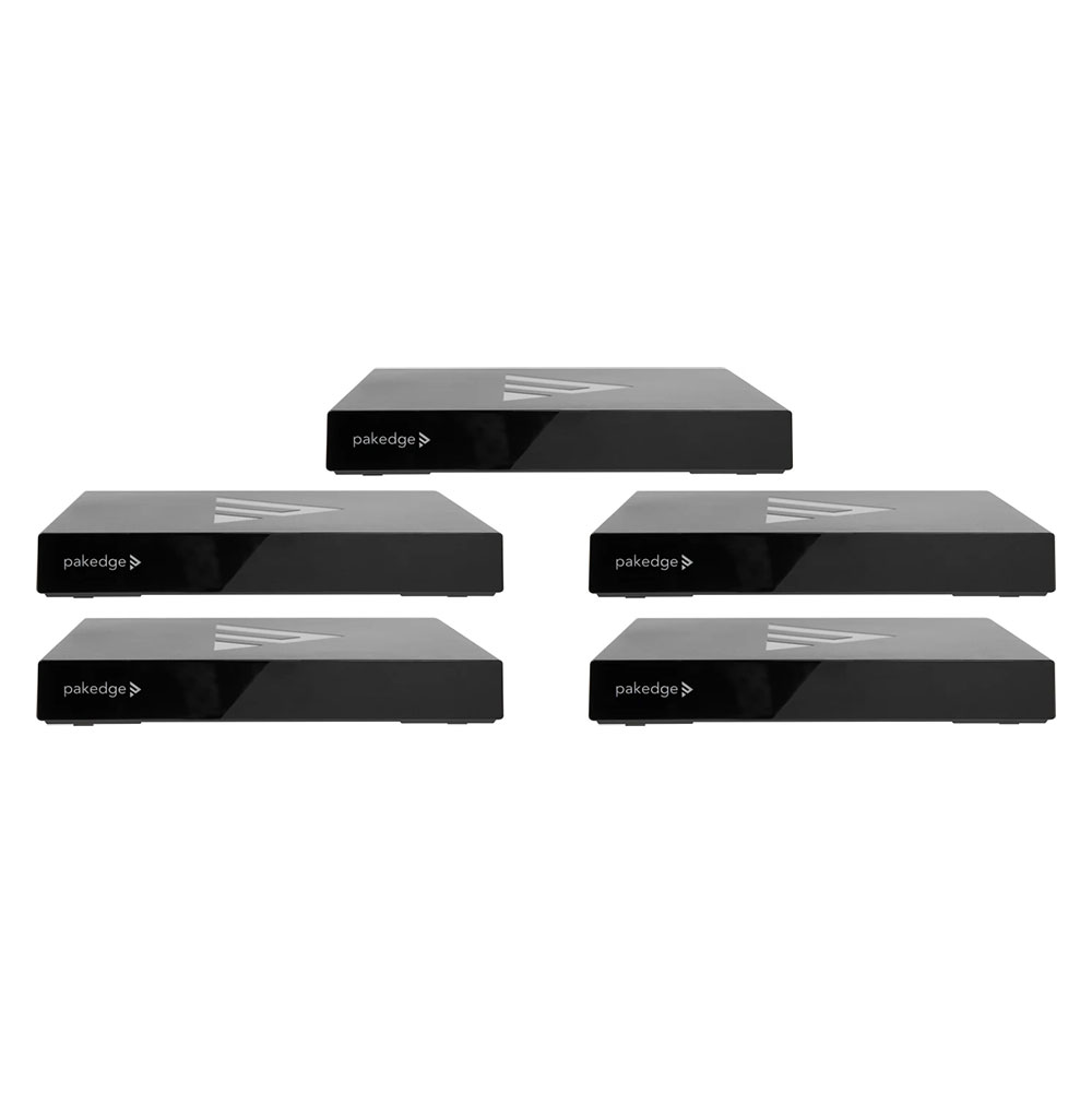 Pakedge Wireless Router with BakPak® Lite International 5 PK